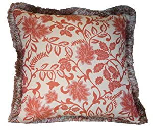 Rose Tree Decorative Pillows : Amazon.com - Rose Tree Summerton 20-Inch Square Pillow - Throw Pillows