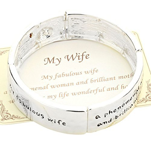 rosemarie-colecciones-de-la-mujer-floral-corazon-stretch-bangle-pulsera-mi-esposa-regalo-plateado
