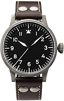 buy Laco Saarbrücken Type A Dial Swiss Automatic Pilot Watch With Sapphire Crystal 861752