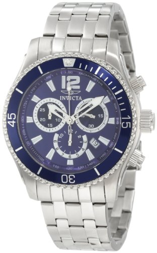 Invicta Men's 0620 II Collection Stainless Steel Watch