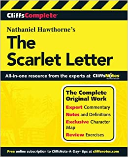 buy cliffscomplete the scarlet letter book online at low prices in india cliffscomplete the scarlet letter reviews ratings amazonin