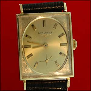 Vintage/Antique watch: Longines 10k Gold Filled manual Wind 1950's