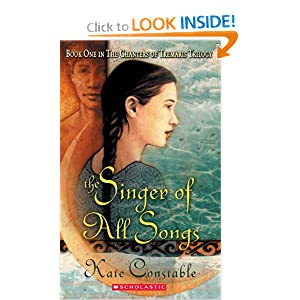 The Singer of All Songs (Chanters of Tremaris Trilogy, Book 1)