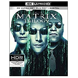 The Matrix Trilogy [4K Ultra HD + Blu-ray]