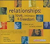 img - for relationships: love, intimacy & freedom book / textbook / text book