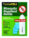 Lawn & Patio - ThermaCELL R-4 Mosquito Repellent Refill - Value Pack
