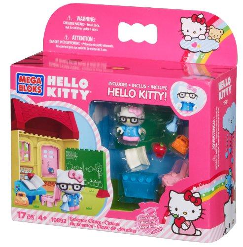 Mega Bloks Hello Kitty Science Class