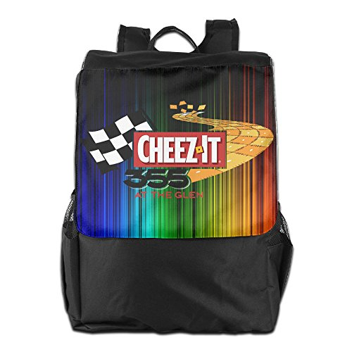 B.G Zone Custom NASCAR CHEEZ-IT Luggage Backpack Travel Bags