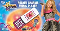 Hanna Montana Rockin Charms Music Player