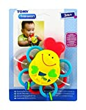 The First Years Buzzing Bee Massaging Teether PinkYellow