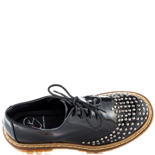 pictures of Penny Loves Kenny Women's Kamilah Oxford,Black,8 M US
