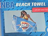 Mcarthur Sport Oklahoma City Thunder 30 X 60 Beach Towel Amazon.com