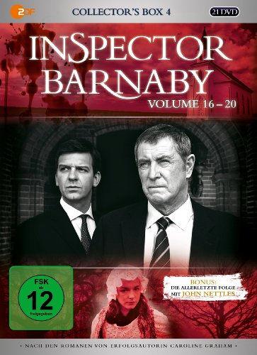 Inspector Barnaby - Collector's Box 4, Vol. 16-20 [21 DVDs]
