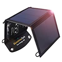 iSunShineTech Dual USB Solar Charger by ...