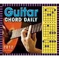 Guitar Chord Daily Calendars