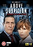 Above Suspicion - The Complete Series One to Four [DVD]