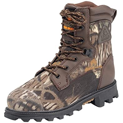 Buy Rocky FQ0003627 .BEARCLAW 3 MOBU WIDE 4 Hunting Shoes by Rocky