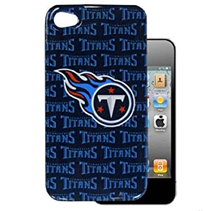 Tennessee Titans iPhone Case by Hall of Fame Memorabilia