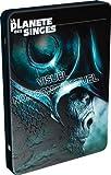 echange, troc La planète des singes 2001 - Edition Limitée Boitier Metal 'Plein écran' [inclus 1 livret + 3 photos]