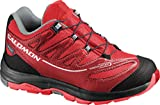 Salomon XA Pro 2 loafer Children WP grey/red Size 30 2014