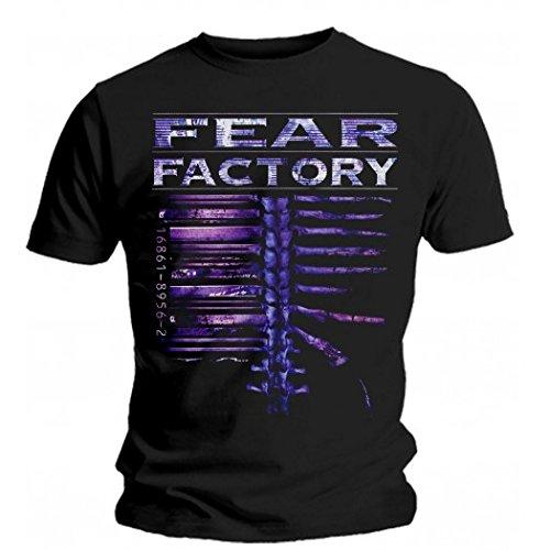Fear Factory - T-Shirt - Demanufacture