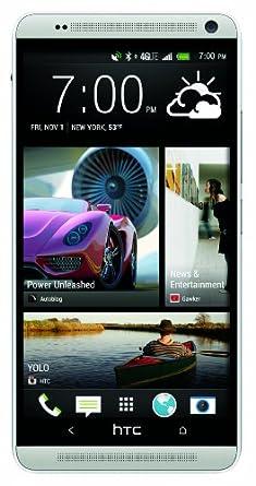 HTC One Max, Silver 32GB (Sprint)