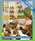 img - for Effective Literacy Instruction, K-8 (4th Edition) by Donald J. Leu (1998-08-07) book / textbook / text book
