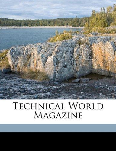 Technical World Magazine Volume 11