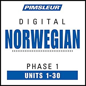 Norwegian Phase 1, Units 1-30 Speech