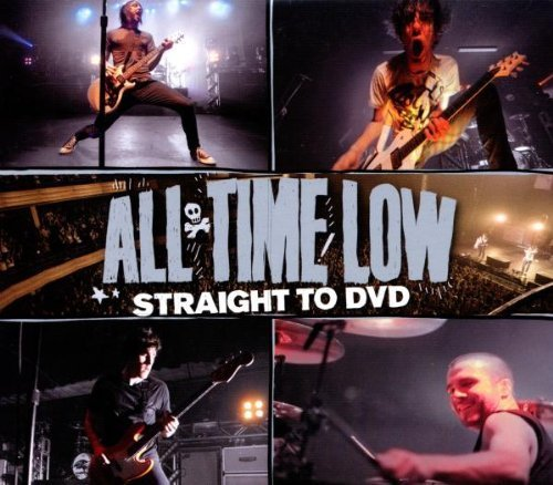 Straight to DVD Enhanced Edition by All Time Low (2010) Audio CD