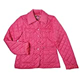 Dollhouse Girl's Quilted Barn Jacket
