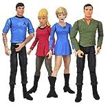 Star Trek The Original Series - Action Figure Series 5 (Set of 4)