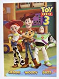 Animated TOY STORY 3 Disney Movie Postcard 16 PCS/SET
