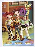 Animated TOY STORY 3 Disney Movie Postcard 16 PCS/SET