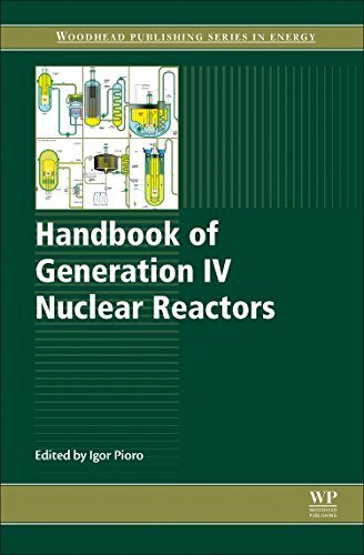 Handbook of Generation IV Nuclear Reactors (Woodhead Publishing Series in Energy) (Small Modular Reactors compare prices)