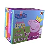 Peppa Pig: Fairy Tale Little Library by Holowaty, Lauren (2010) Lauren Holowaty