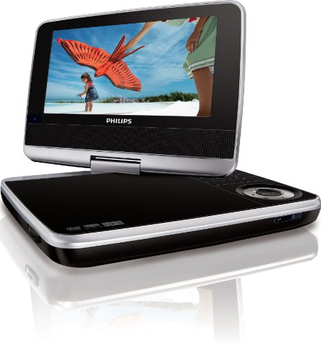 Philips PD7040/05 7 inch Portable DVD Player