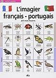 L'imagier français-portugais : 225 mots illustrés