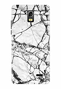Noise Designer Printed Case / Cover for Lyf Water 10 / Patterns & Ethnic / Vacant Land Design (GD-50)
