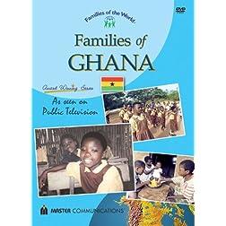 Families of Ghana