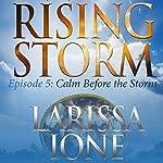 Calm Before the Storm   Larissa Ione
