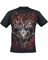 Slayer Mongo Goat T-Shirt schwarz
