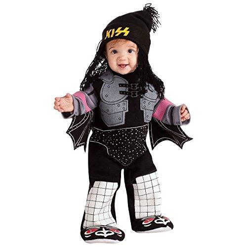 KISS The Demon Baby Costume