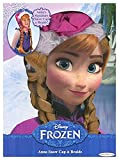 Disney Frozen Anna's Snow Cap and Braids