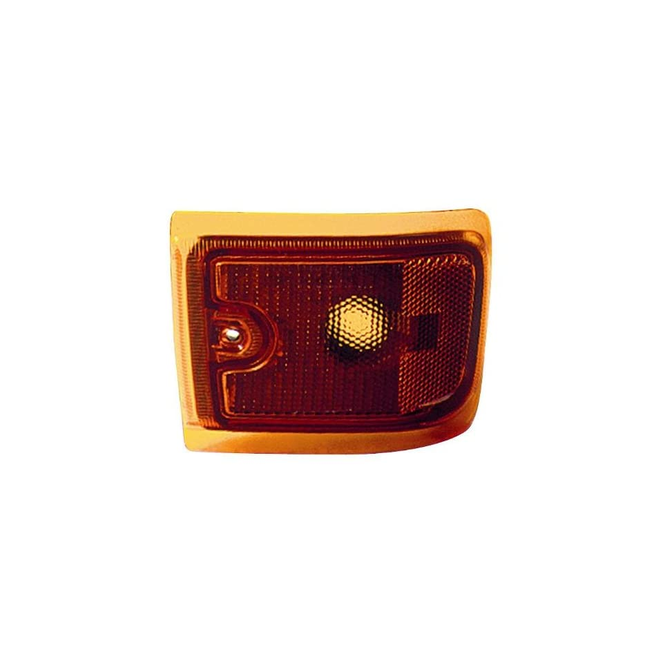 Depo 332 1542L US Chevrolet Express Driver Side Replacement Side Marker Lamp Unit