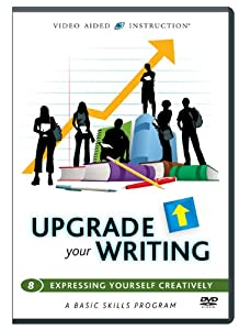 Upgrade Your Writing: Expressing Yourself Creatively
