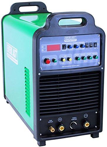 Everlast PowerTig 315LX  AC DC TIG Stick Pulse Welder 220/240 Volt Inverter (Everlast Water Cooler compare prices)
