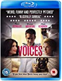 The Voices [Blu-ray]