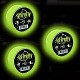 3 Firefly Glow In The Dark Duct Tape Glowinthedark Green Luminous 1.88