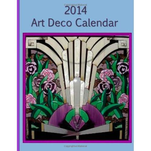 Art Deco Calendar : Art deco calendar calendars ebay